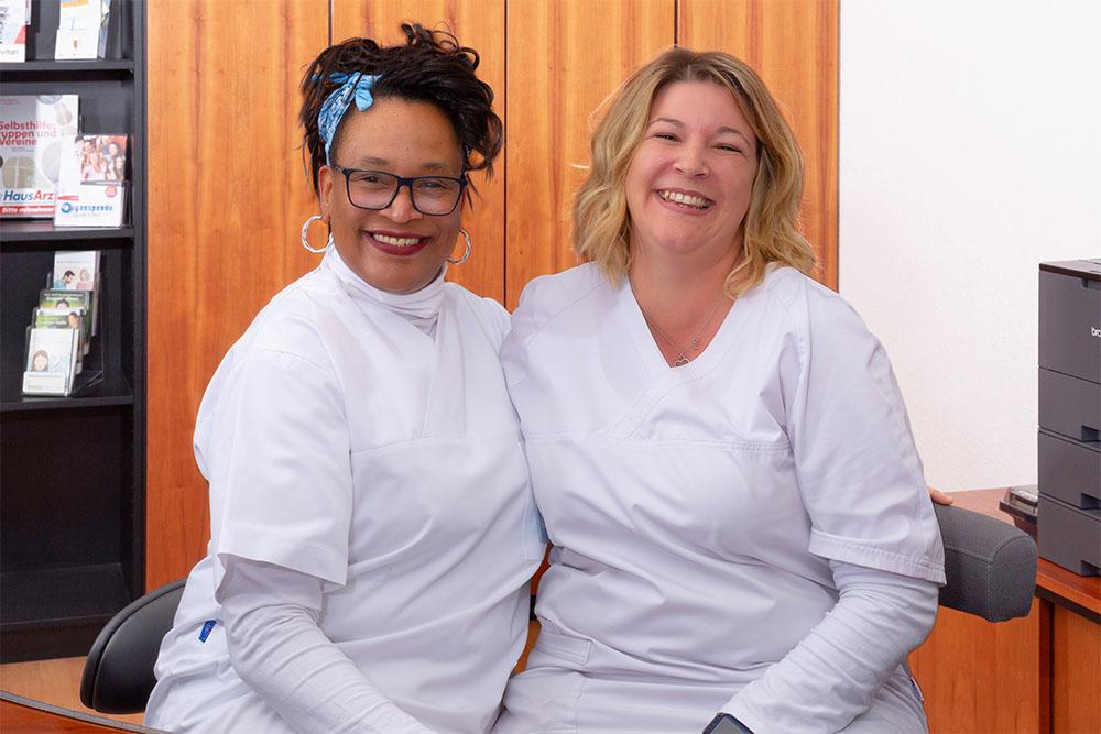 Einrichtung - Praxis Dr. Katarina Schmidtova in 40597 Düsseldorf