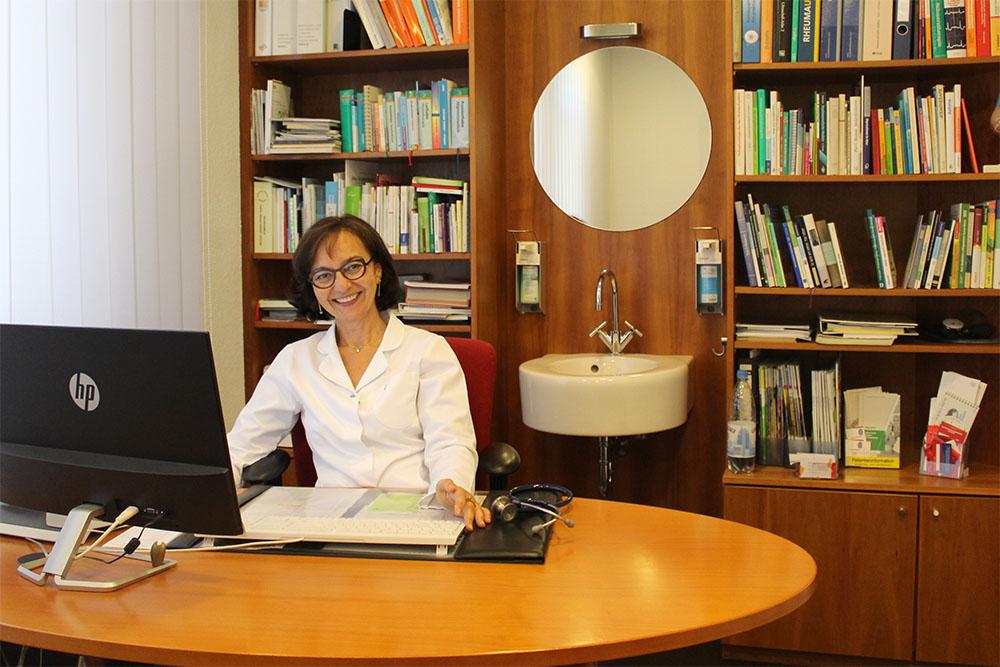 Frau Dr. Katarina Schmidtova - Praxis Dr. Katarina Schmidtova in 40597 Düsseldorf